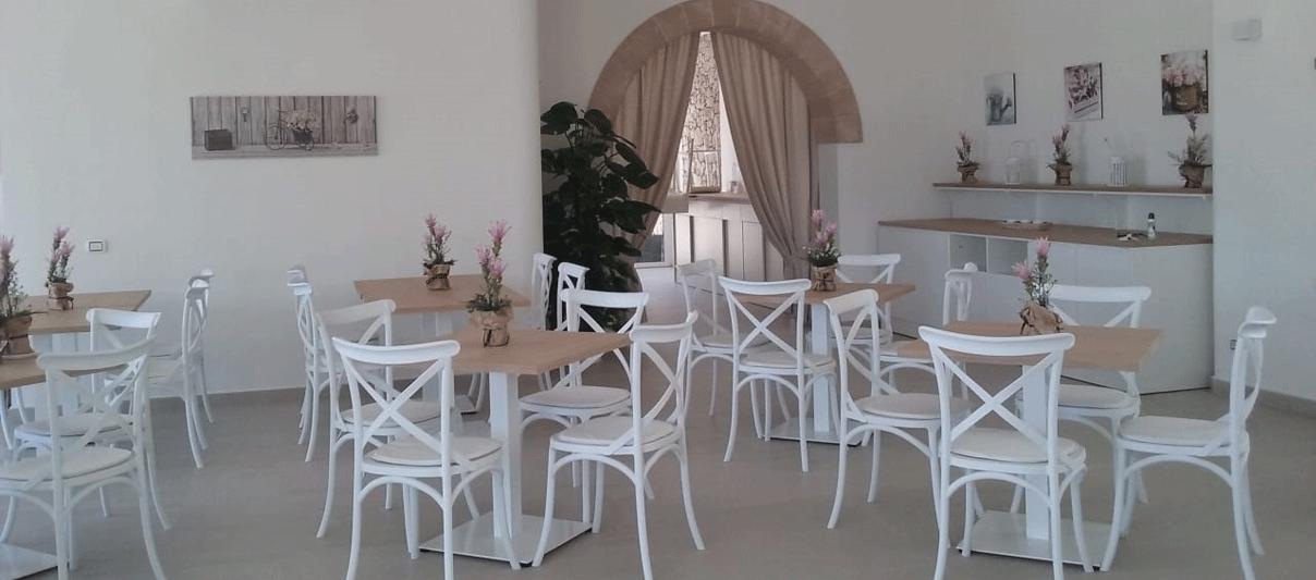 La Sala Colazione / Breakfast room